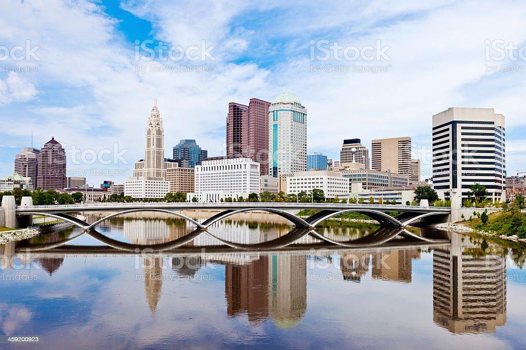 Columbus, Ohio, USA stock photo