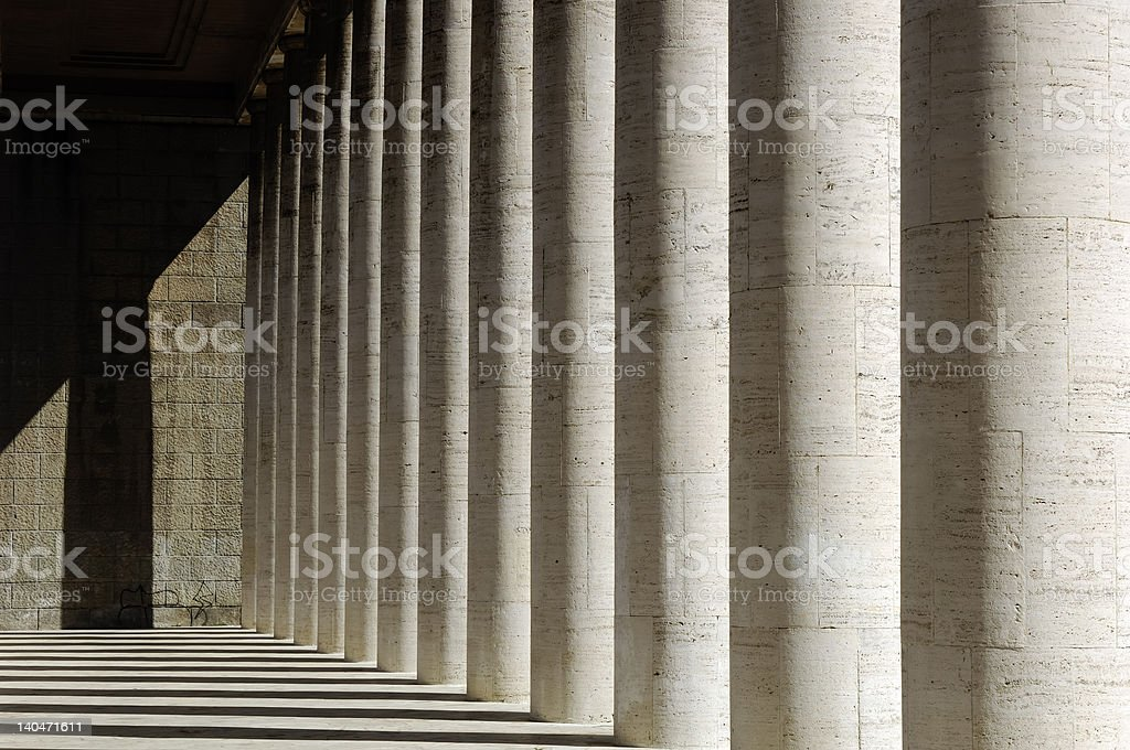 column line royalty-free stock photo