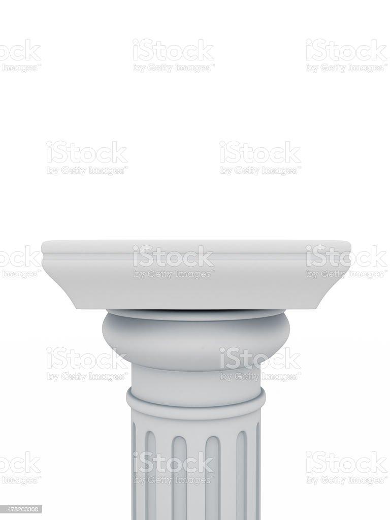 Column stock photo