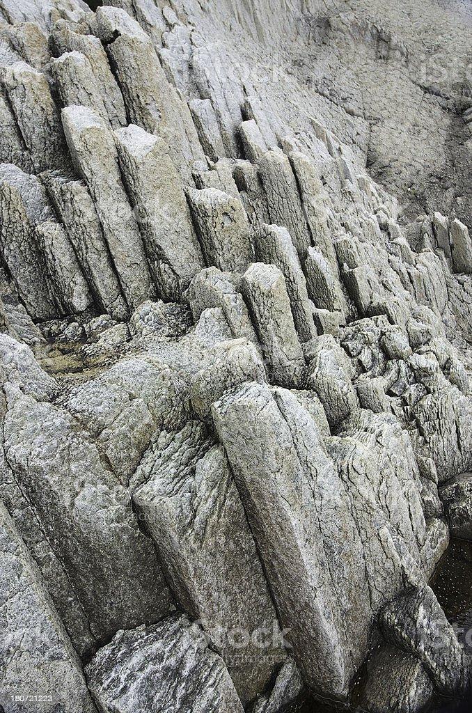 Column stone stock photo