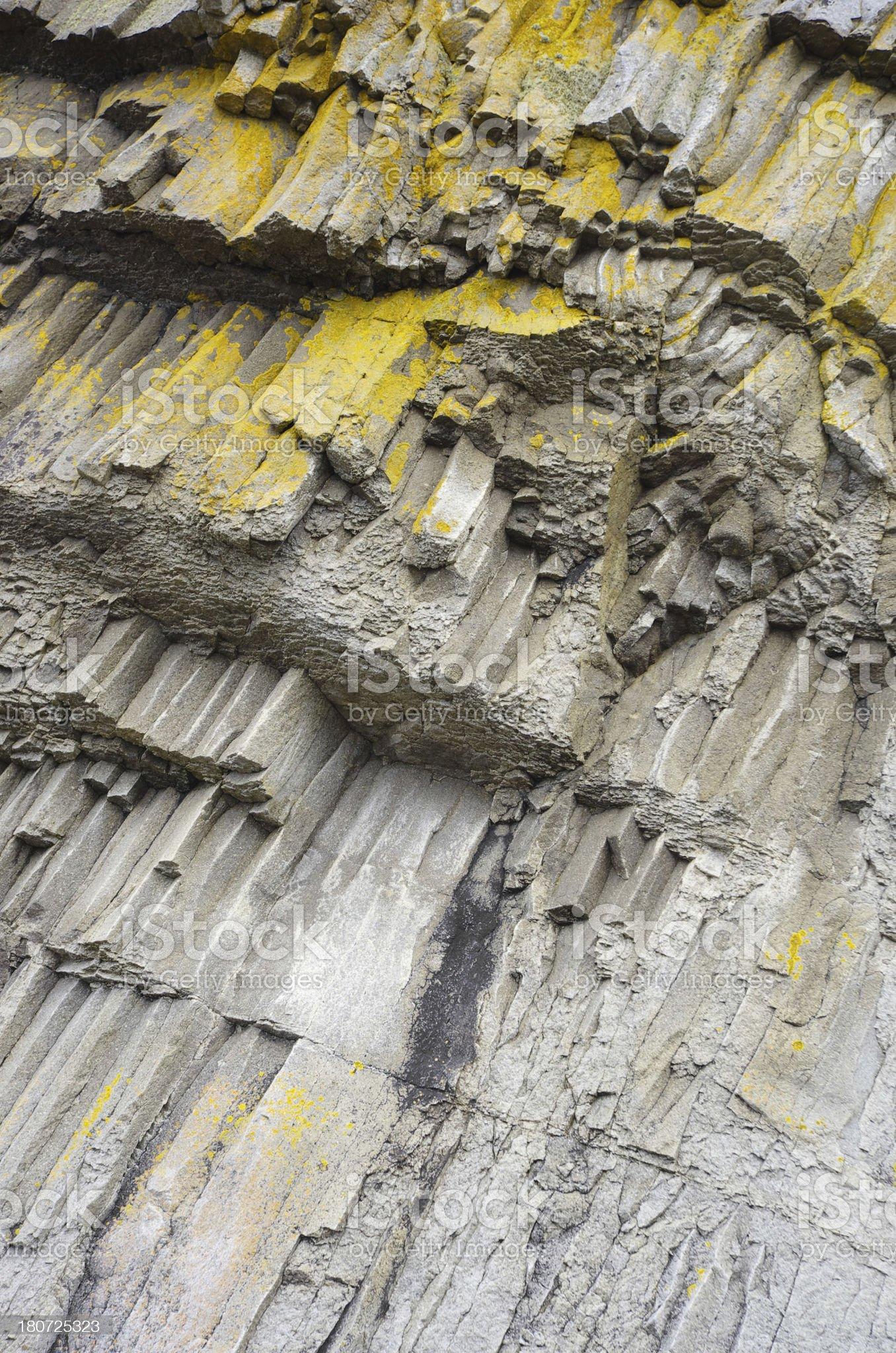 Column stone royalty-free stock photo