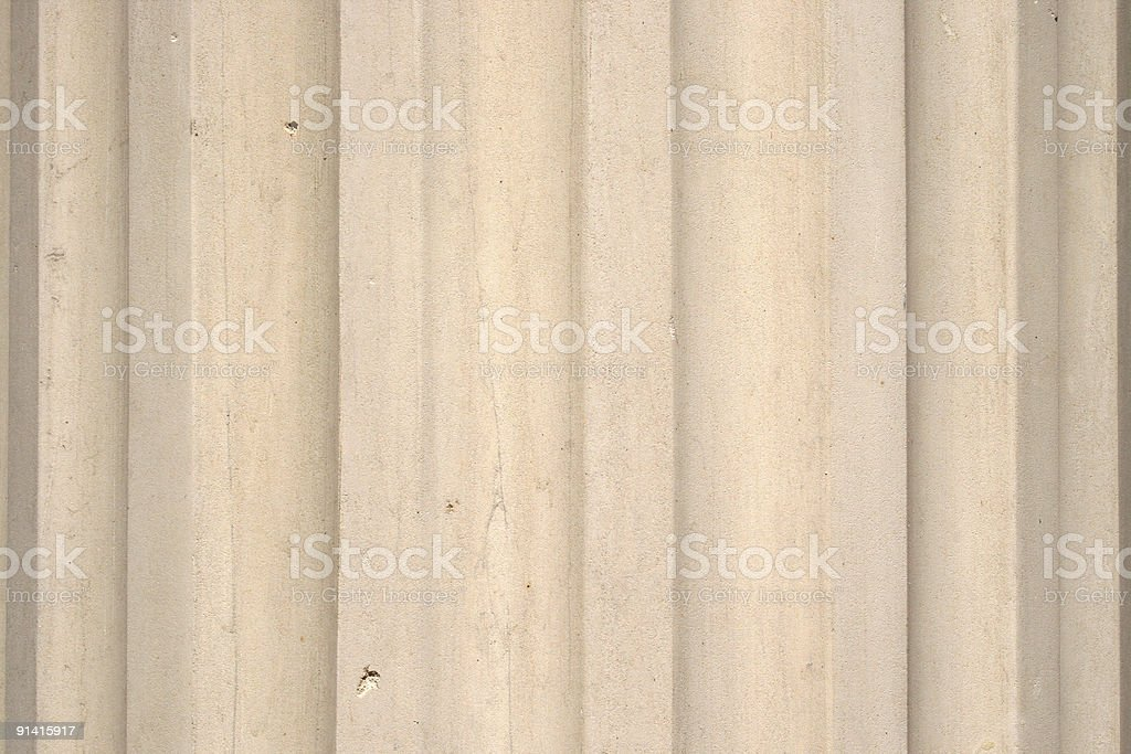 Column surface close up royalty-free stock photo