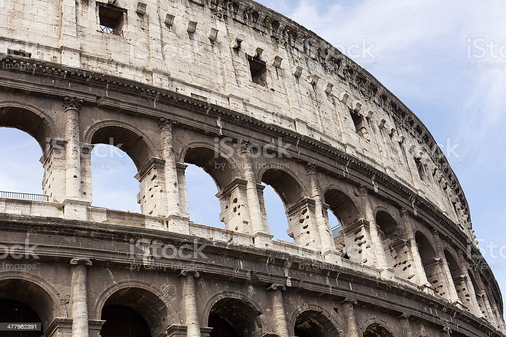 Colusseum, Rome royalty-free stock photo