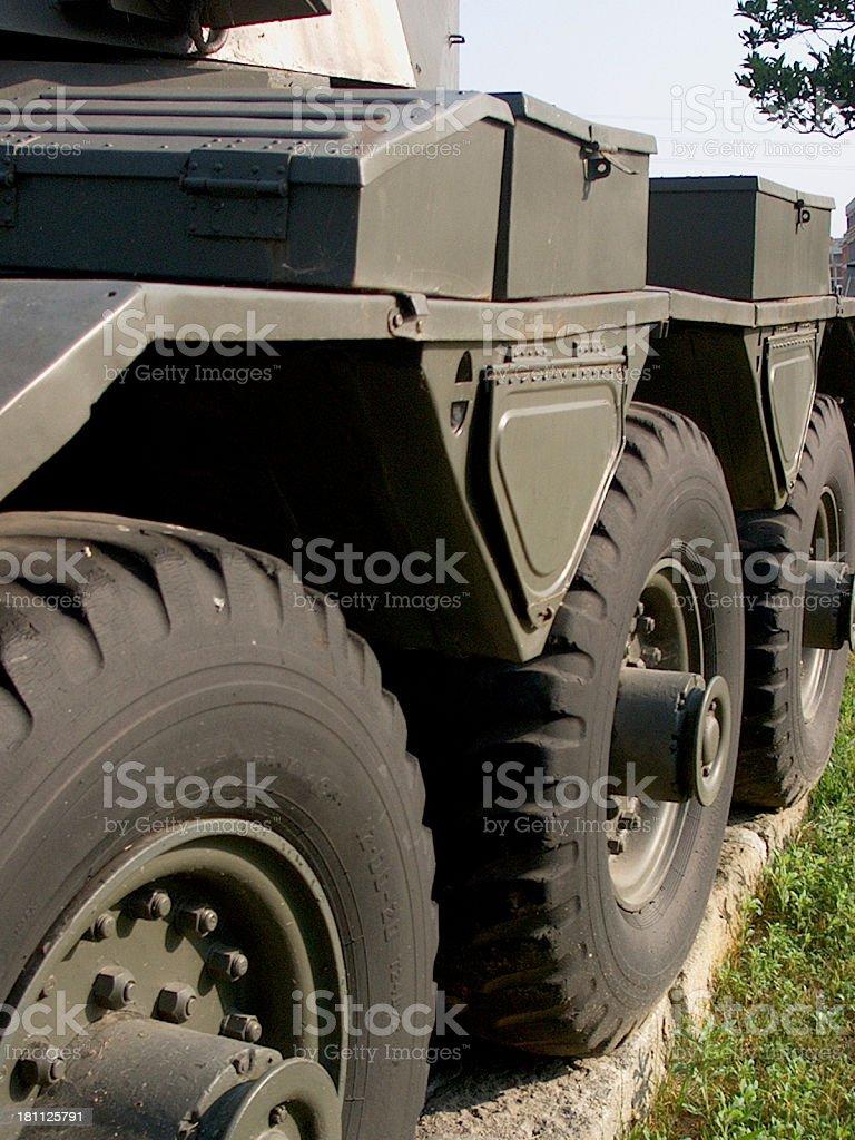 combat vehicle royalty-free stock photo