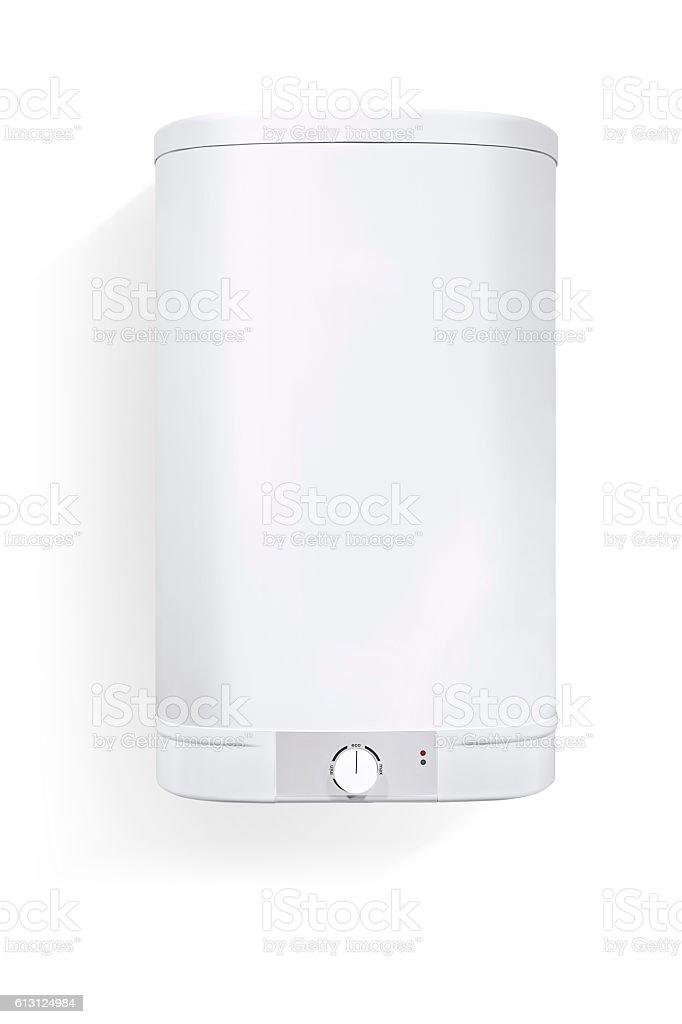 combi boiler(clipping path) stock photo