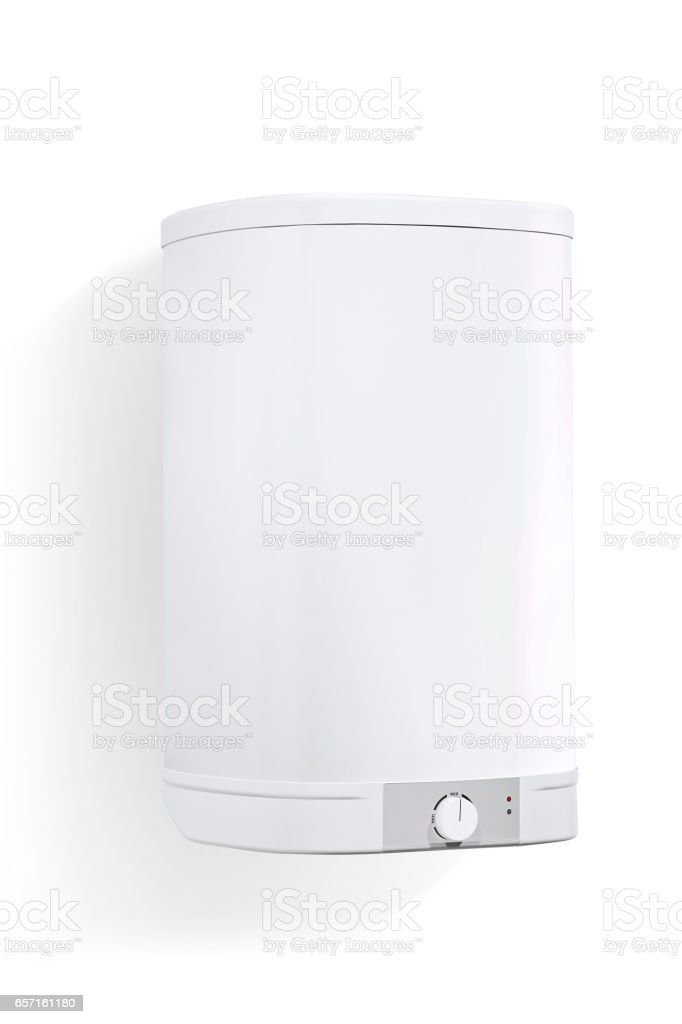 combi boiler stock photo
