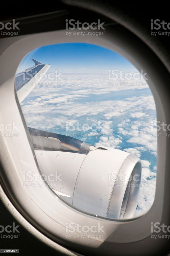 Come fly with me stock photo