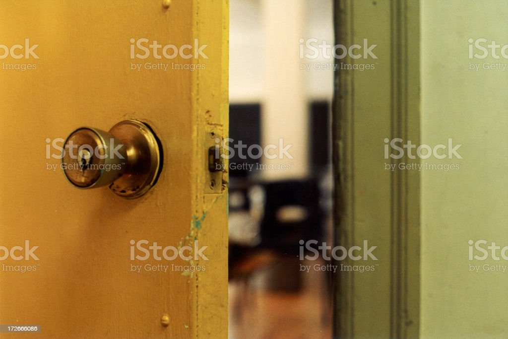 Come On In stock photo