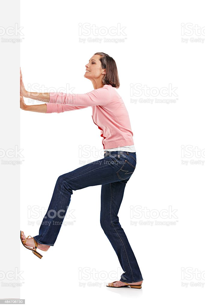Come on!!! stock photo