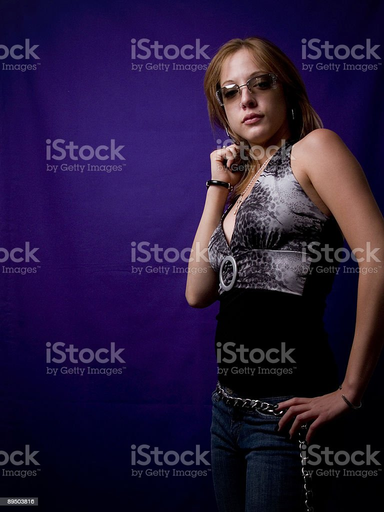 Come Over Here royalty-free stock photo