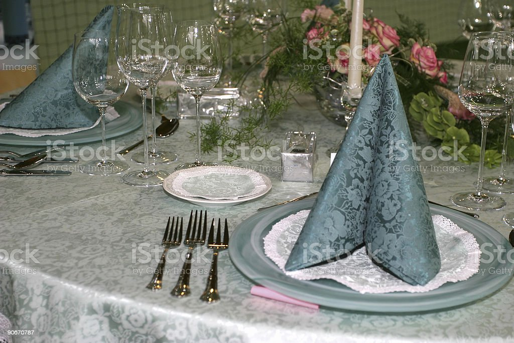 Come to restaurant royalty-free stock photo