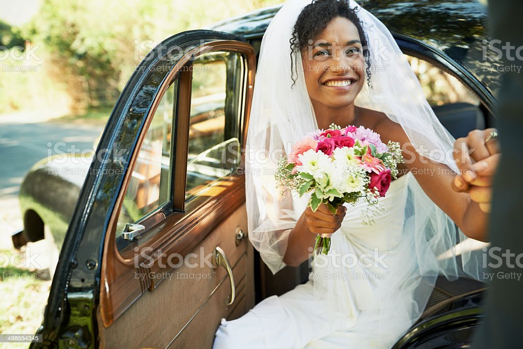 Come with me and be my love stock photo