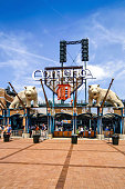 Comerica Park, Home of the Tigers in downtown Detroit MI