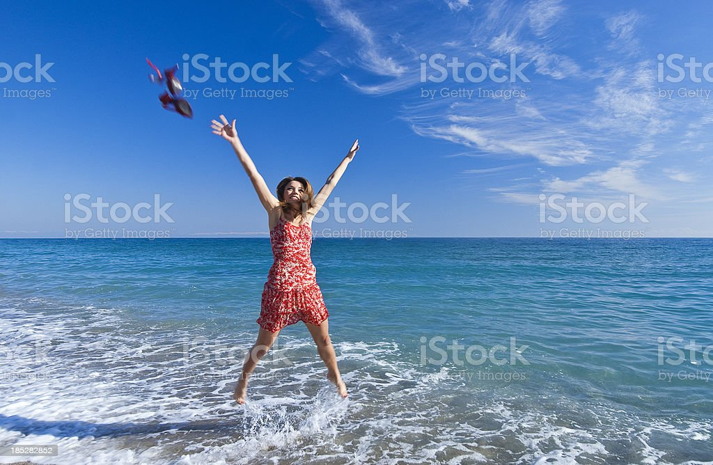comes the summer stock photo