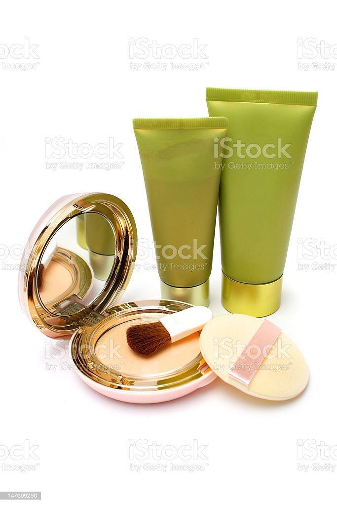 Comestic And Make Up stock photo