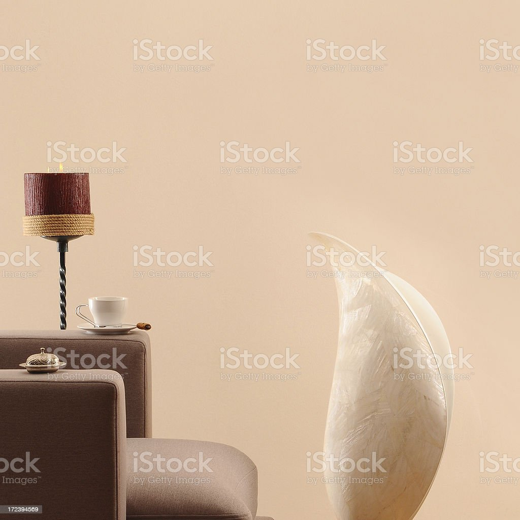 comfort and chair royalty-free stock photo