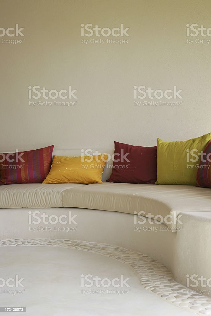 Comfort & style royalty-free stock photo