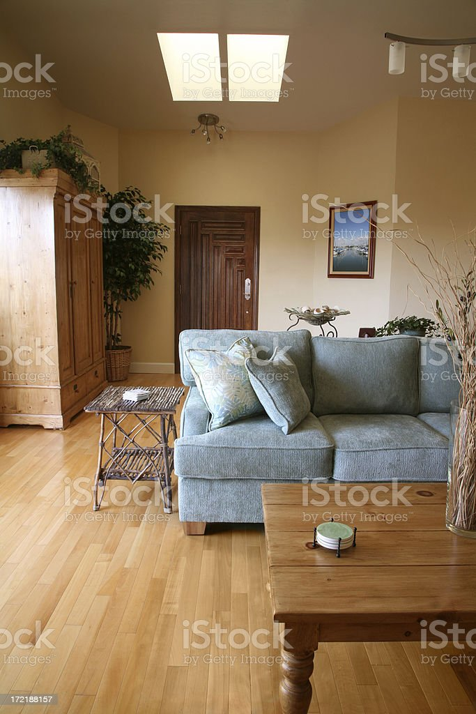 Comfortable Interior royalty-free stock photo