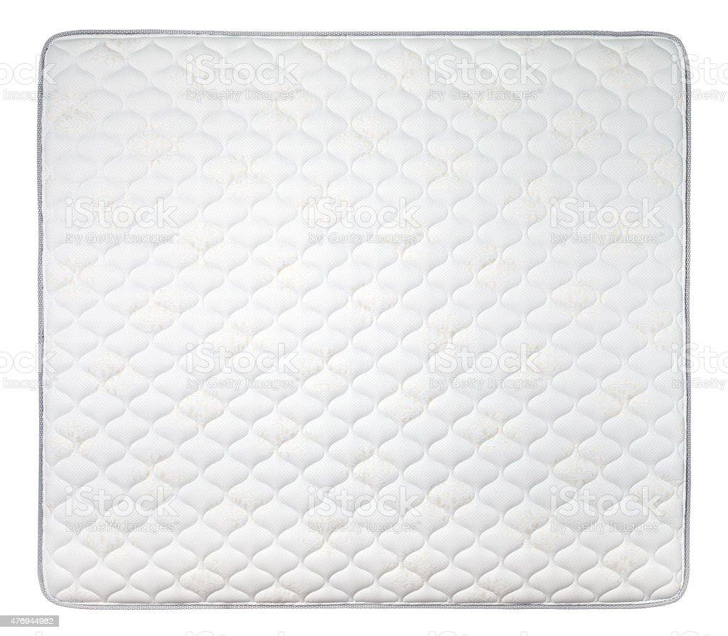 Comfortable mattress stock photo