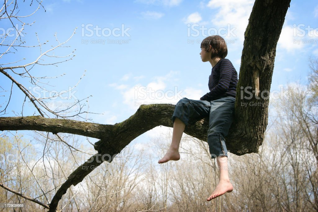 Comfortable Place- Series stock photo