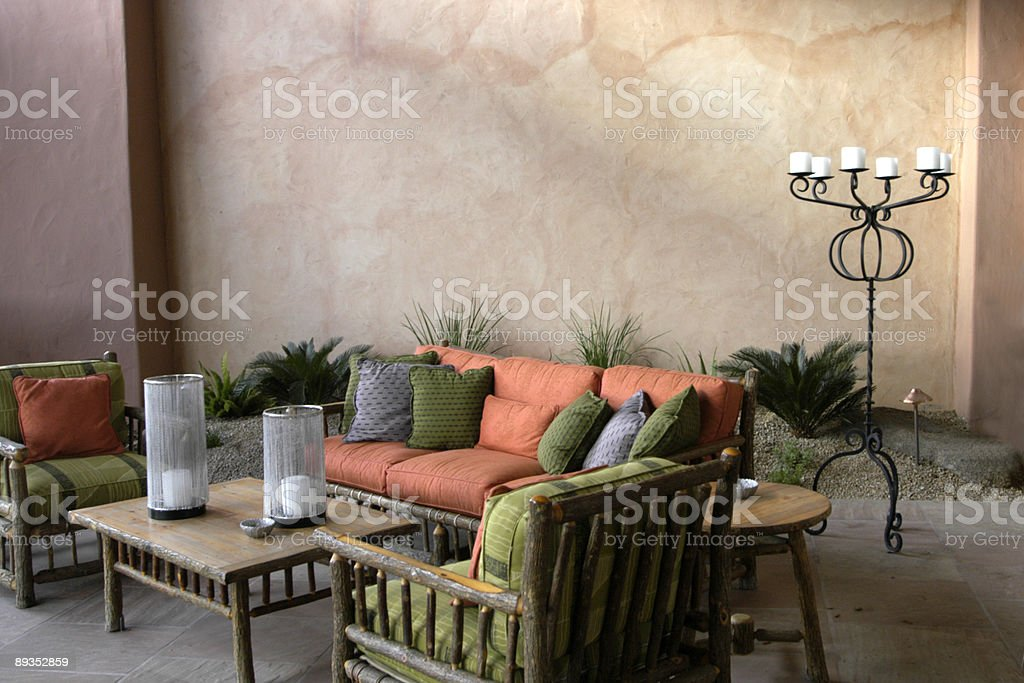 Comfortable setting royalty-free stock photo