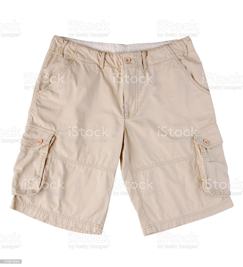Comfortable short pant stock photo