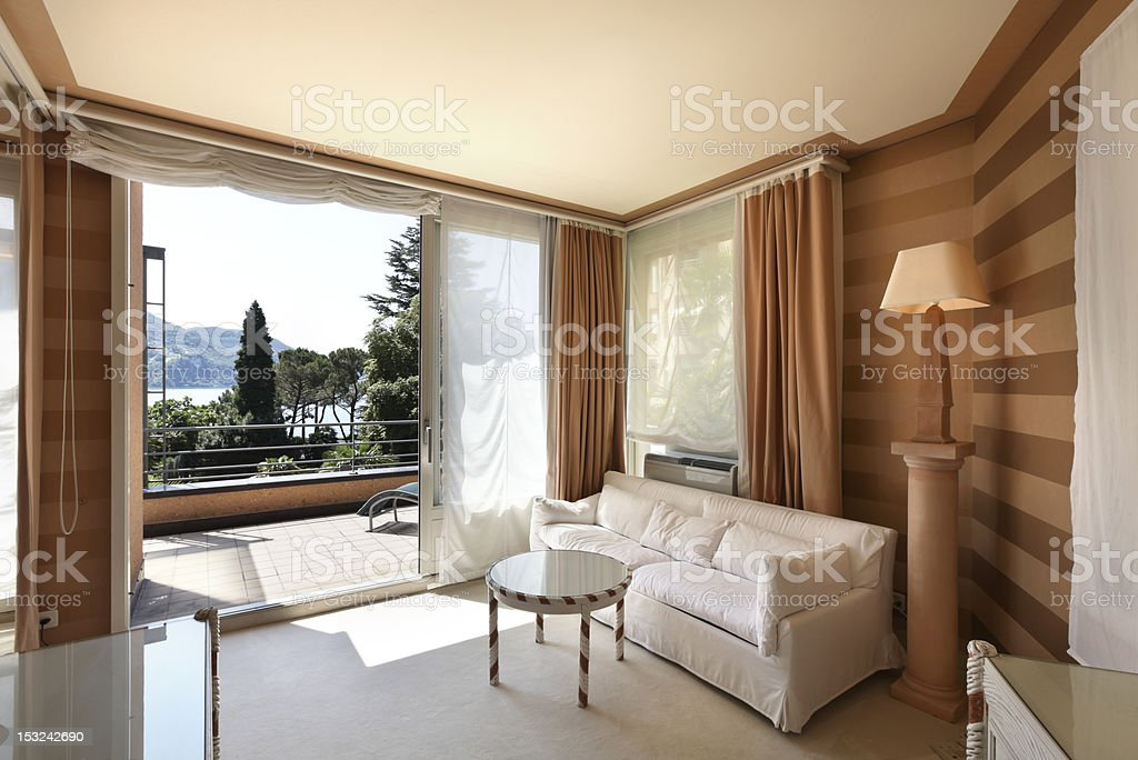 comfortable suite royalty-free stock photo