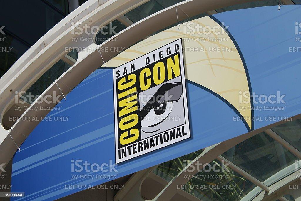 Comic-Con International stock photo