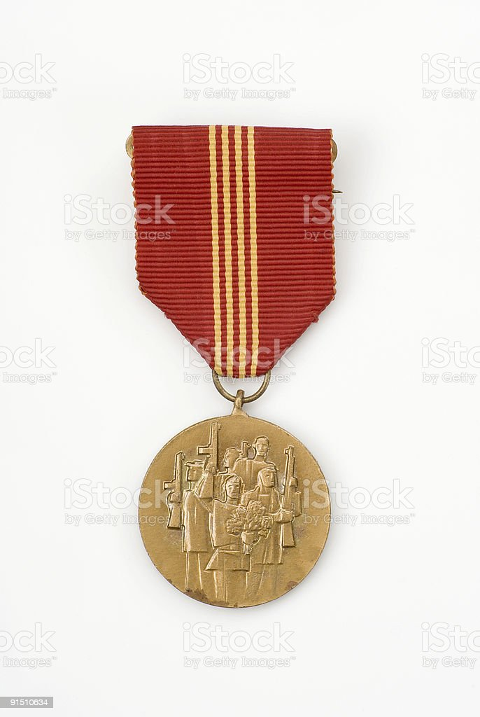 Похвалы медаль Стоковые фото Стоковая фотография