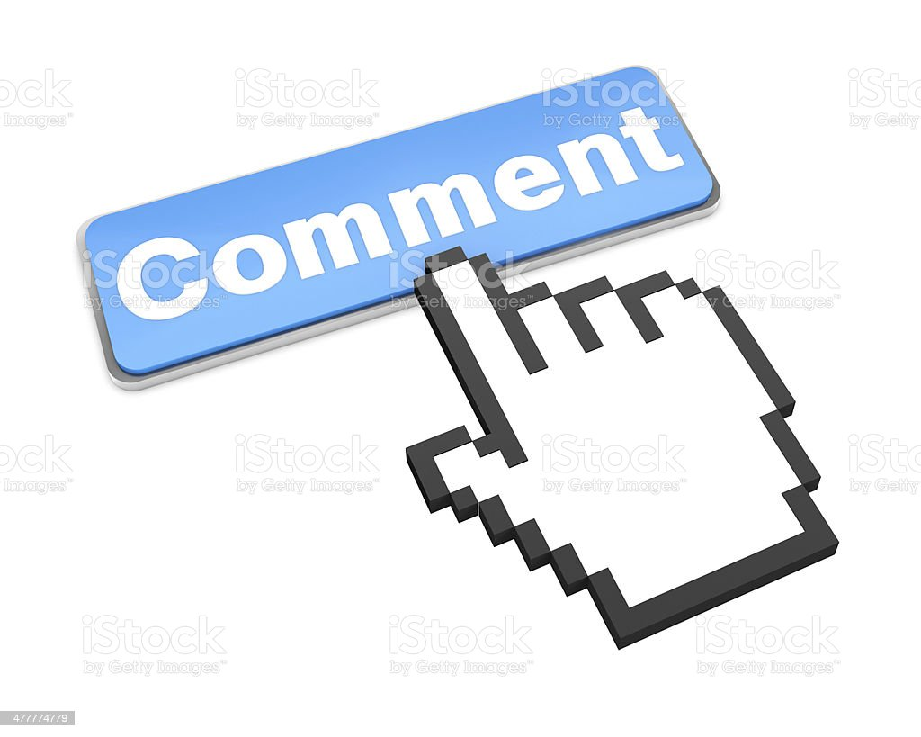 comment stock photo