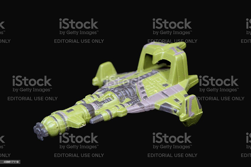 Commerce, Lifeblood of the Galaxy royalty-free stock photo