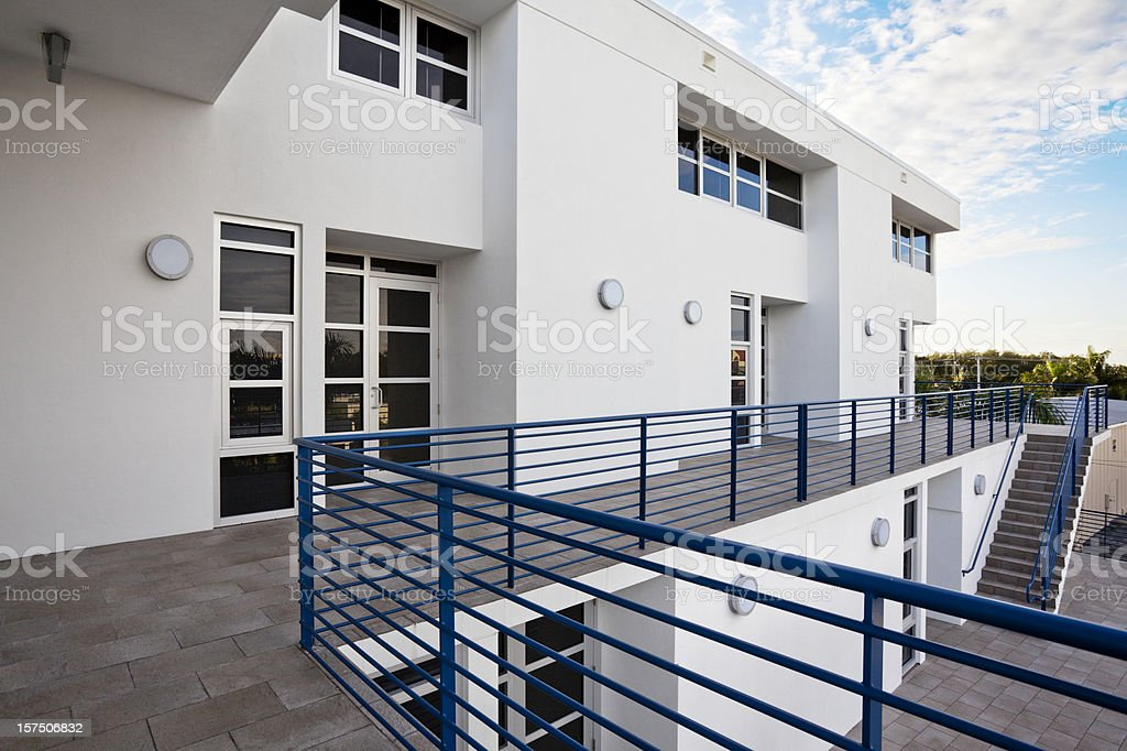 Commercial Building royalty-free stock photo
