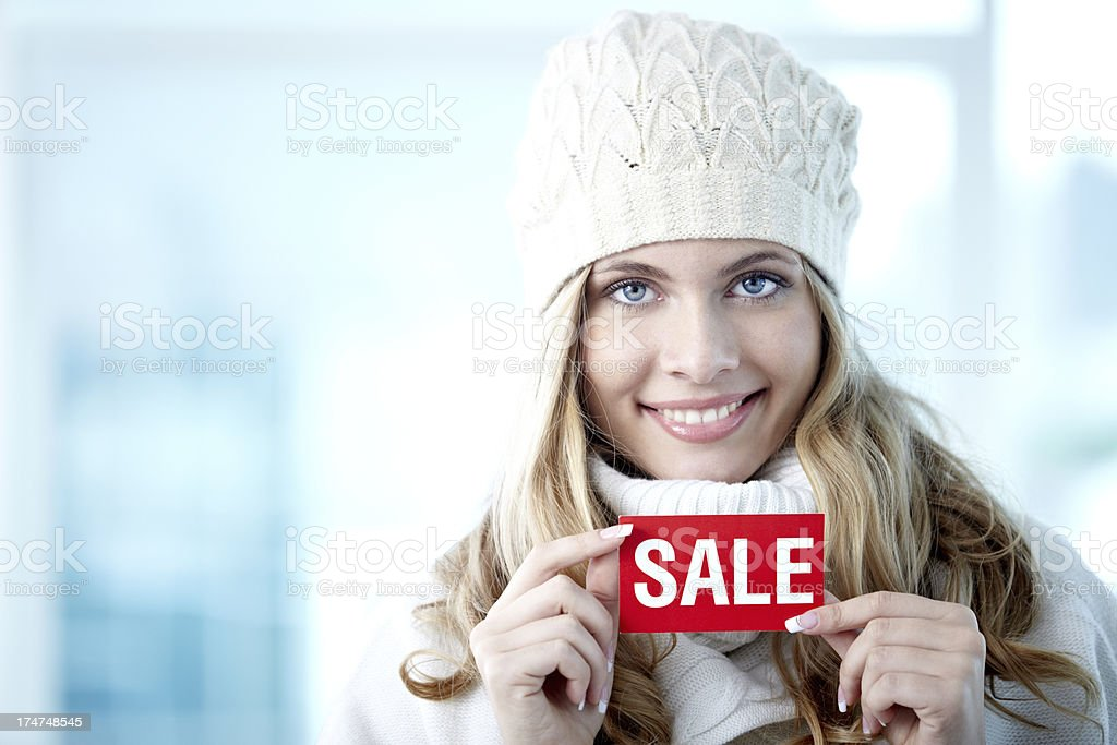 Commercial event stock photo