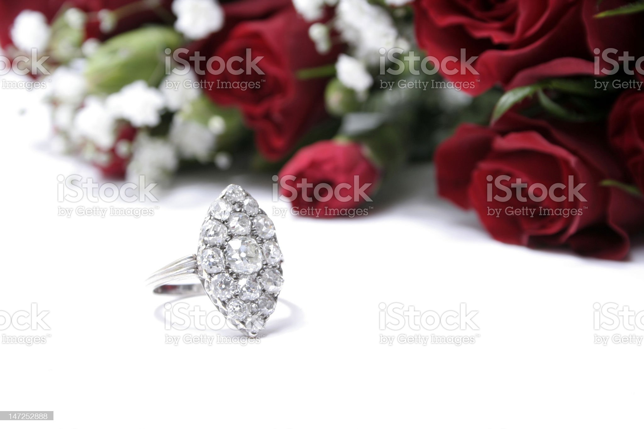Engagement. royalty-free stock photo