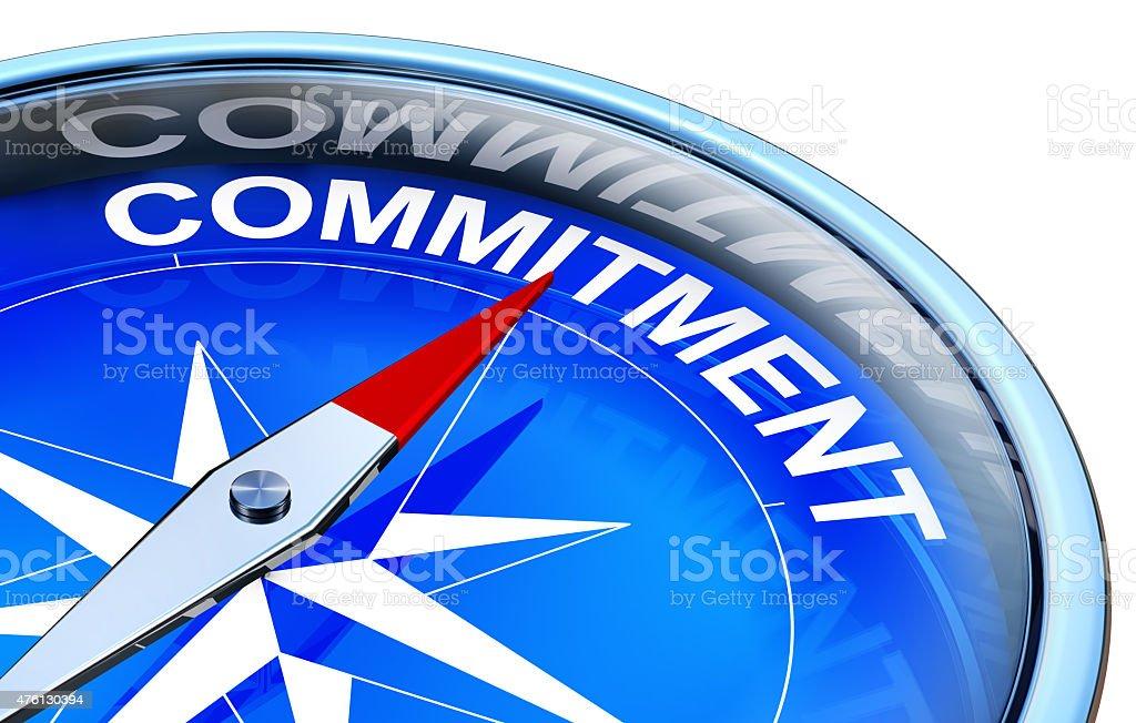 commitment stock photo