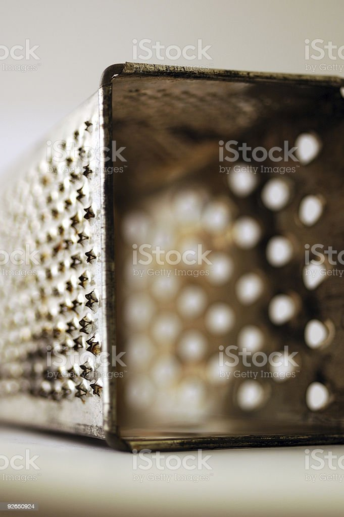 common grater studio royalty-free stock photo