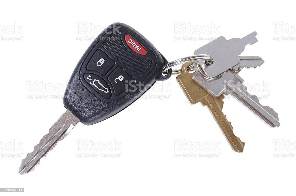 Common Keys stock photo