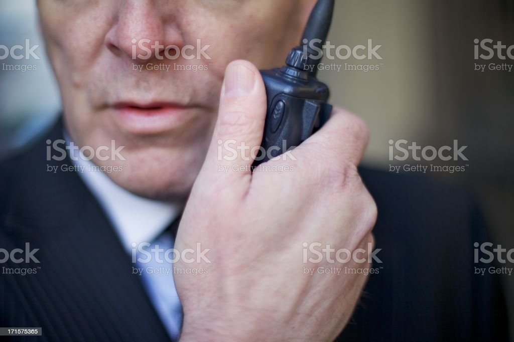 Comms... stock photo