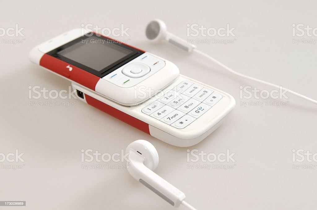 communication and voice technology stock photo