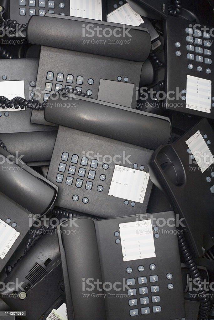 Communication breakdown (XLarge) royalty-free stock photo