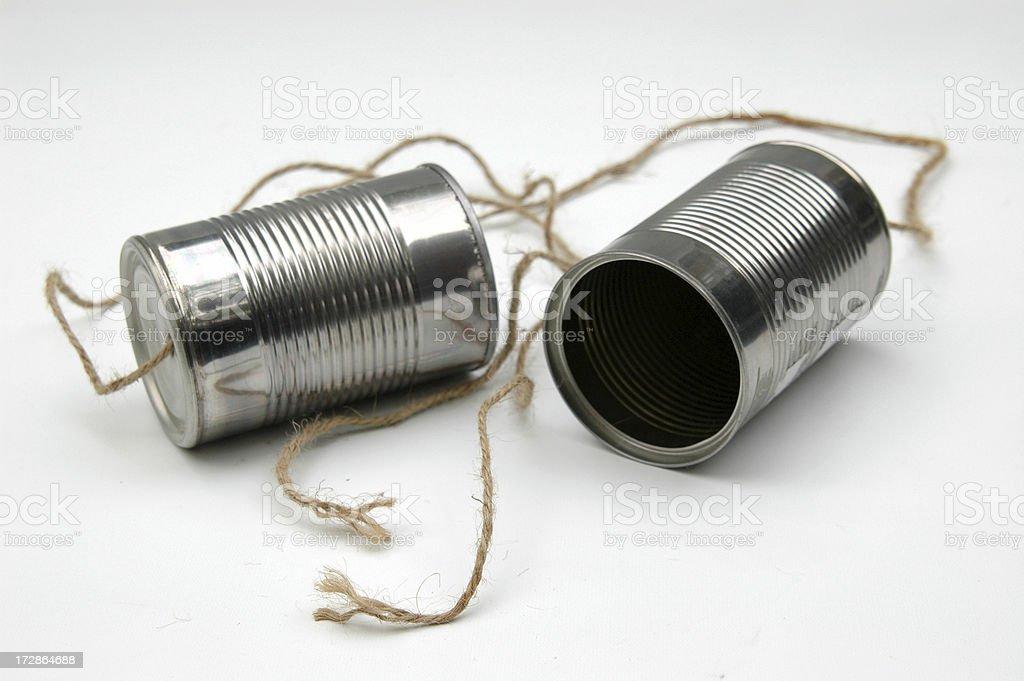 Communication Breakdown stock photo