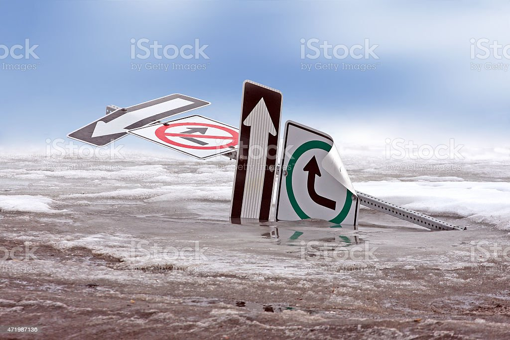 Communication Breakdown stock photo