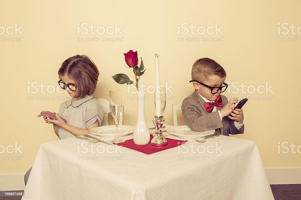 Communication Disorder royalty-free stock photo