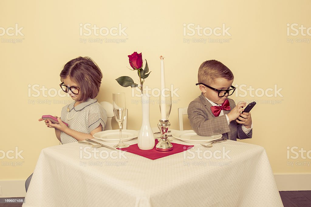 Communication Disorder stock photo