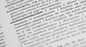 communication explained in spanish