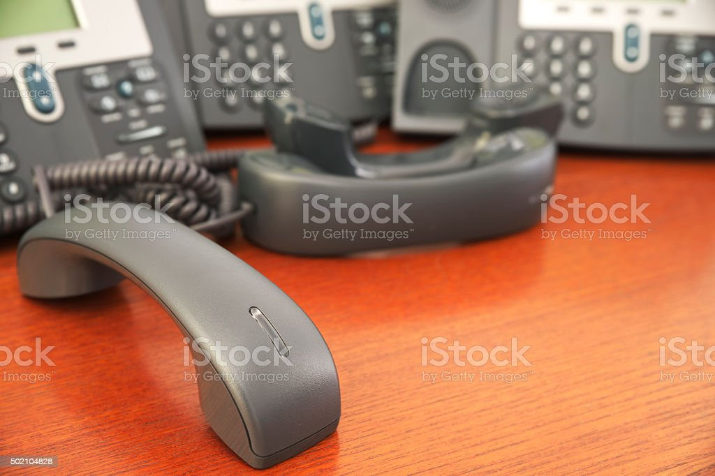 Communication issue stock photo