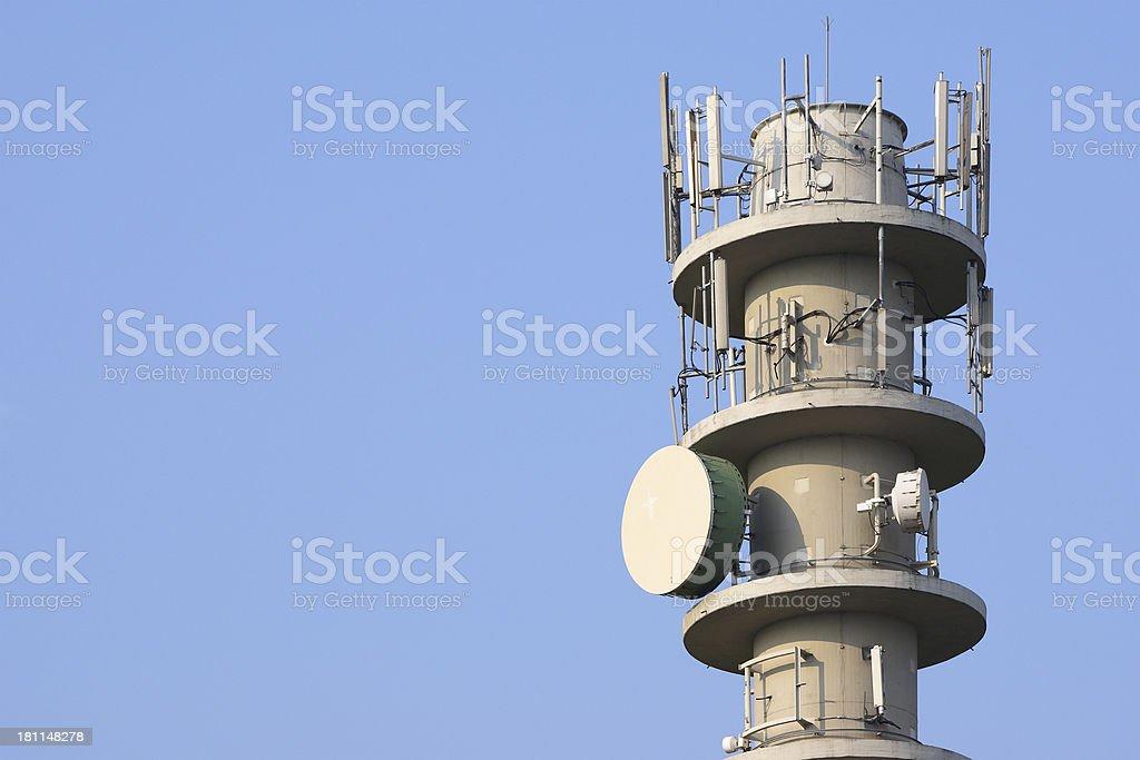 Communication royalty-free stock photo
