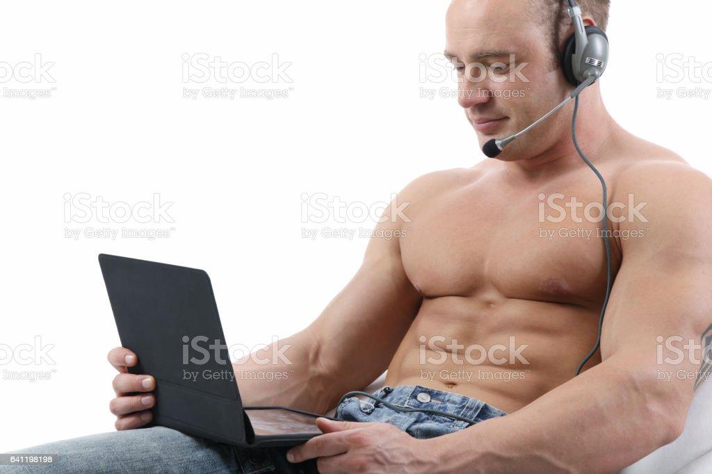 Communication stock photo