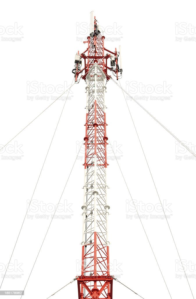 communication tower 3g THAILAND royalty-free stock photo