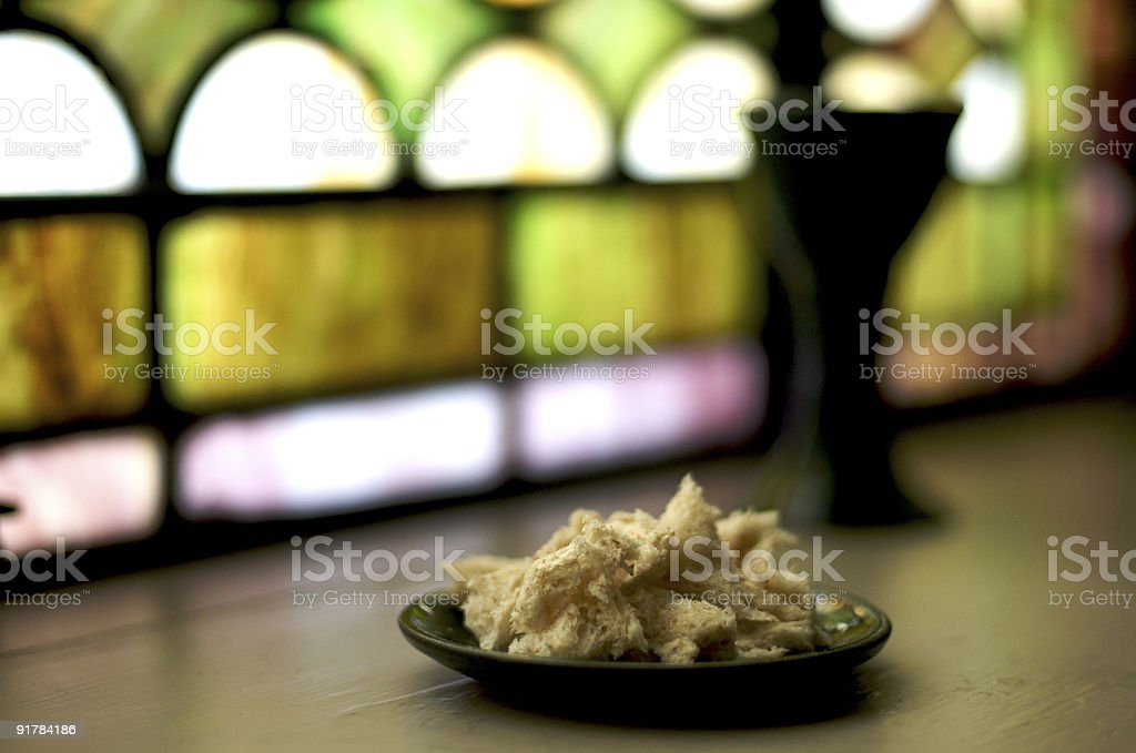 Communion stock photo